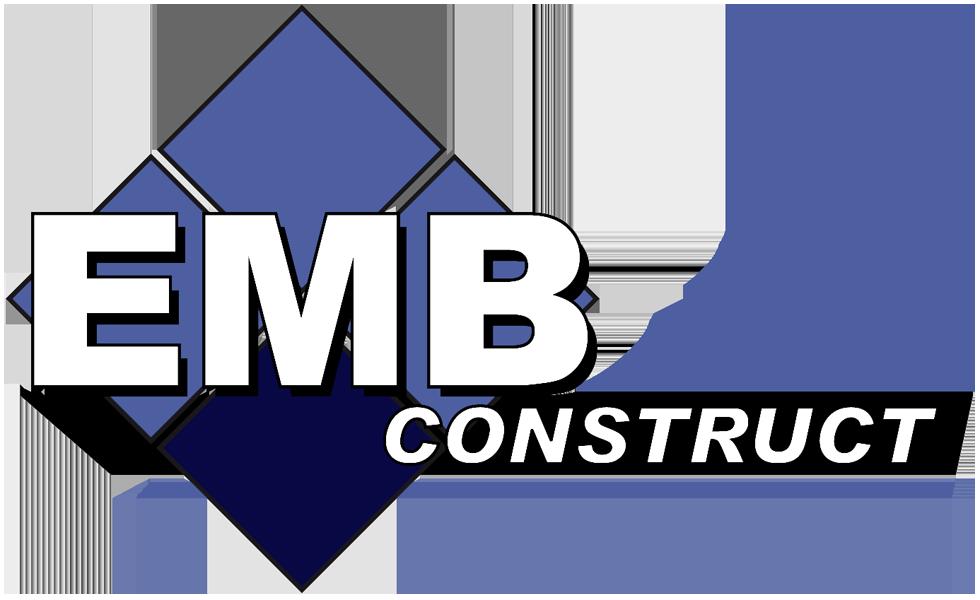 EMB Construct logo